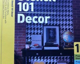 Stencil New Ed Roth Stencil 101 Decor Customize Walls Floors and Furniture with Oversized Stencil Art Beautiful New Stencil Book 10 Stencils