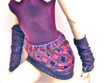 BJD clothing Ballet or workout set