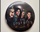 """Lost Boys - Large 2.25"""" Button"""
