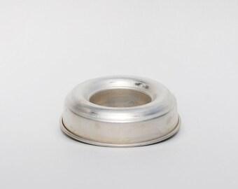 Vintage Aluminum Ring Mold