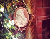 MERRY DEAL - Christmas Ornament - Madonna and Child  -  Catholic Ornament - Religious Ornament - Nativity Ornament - Made in the USA