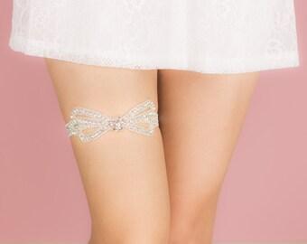 Wedding Garter Belt- rhinestones, rhinestone garter belt, Bride lingerie, gift for bride, bachelorette party, bridal shower