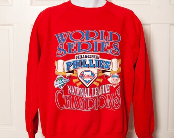1993 World Series PHILADELPHIA PHILLIES National League Champions -