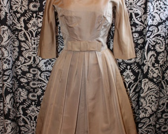 1950's Special Occasion Dress  Item #151-CD