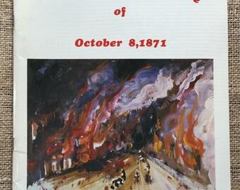 The Holland Fire of October 8, 1871, Donald van Reken, Holland Michigan History, West Michigan History #42