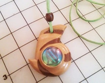 Wally's Mega Pendant (Pokemon Omega Ruby / Alpha Sapphire - ORAS Cosplay)