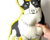 Corgi pillow, stuffed animal for dog lovers
