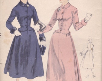 Lovely 1950s Suit Pattern Vogue 3479 Size 11 Unused FF