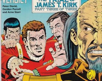 Star Trek Original Series Number 12 September 1990 DC Comics