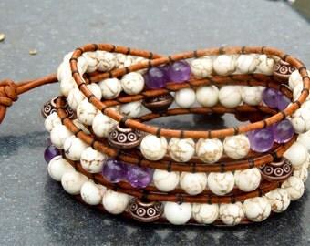 Devine Healer D'Marie wrap bracelet
