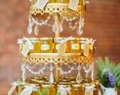 Sampler - Honey Wedding Favors Vancouver (3 different sized jars)