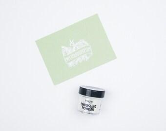 Imagine Crafts Embossing Powder - Stamp Embossing Powder - white embossing powder - iridescent emboss powder - gold embossing powder