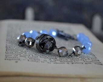 Soft Blue Bracelet