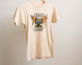 vintage PHOENIX ARIZONA psychedelic small t-shirt