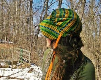 SouthernSUN~ Sunhat, Bonnet ~Prairie style Hat, Gypsy Pioneer, Gardening Bonnet - Bright Colors