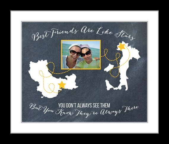 7 Personalized Birthday Presents For Your Best Friend: Unique Birthday Gifts For Best Friend Gift, Personalized