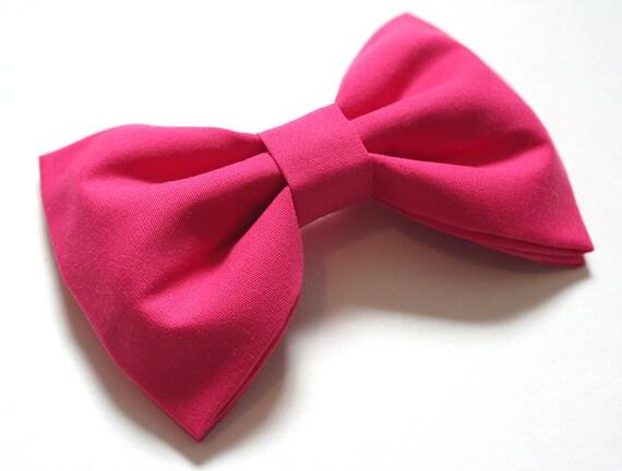 heià es rosa haarschleife heià e rosa fliege hell rosa