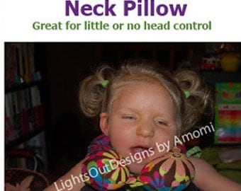 Neck Pillow - MEDIUM