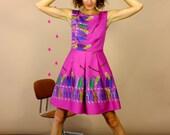 """Mini Daisy dress """"INDIANA"""""""