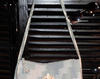 Original Handcrafted Starfish Decorated Narda's Purse