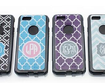 iPhone 8 Case - iPhone 8 Plus Phone Case - Personalized iPhone 8 Case - Otterbox iPhone 8+ - Custom Otterbox iPhone Case