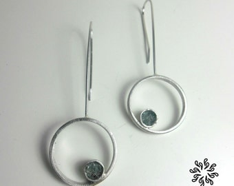 Round Fragile Earrings