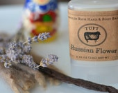 Knitters Hand and Body Balm - Russian Flower