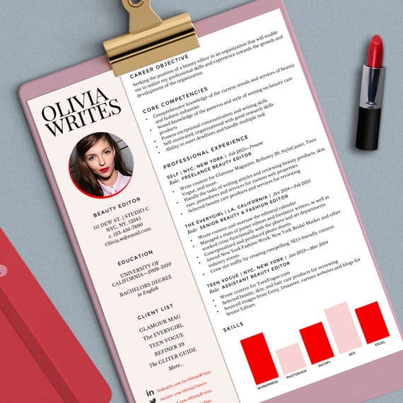 perfect resume template word