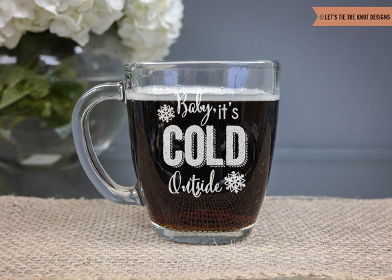 Coffee And Christmas Quotes: Items Similar To Quote Mug
