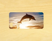 Dolphin iPhone 4/4S 5/5C 6/6+ and Samsung Galaxy S3/S4/S5 Phone Case