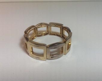 Vintage Geometric Bracelet (6039)