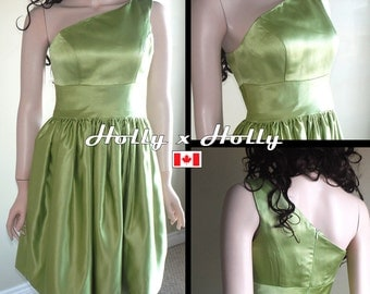Green bridesmaid dresses, Lime green bridesmaid dress