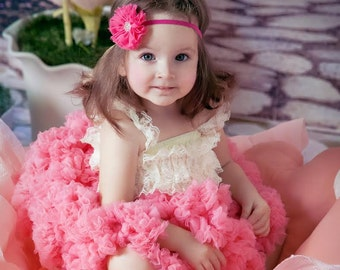 Hot pink Baby Headband,Newborn Headband, Flower Baby Headband,Baby headbands, Baby girl headbands, Baby hair bows Bows,Hair Bows