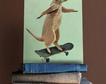 Skateboard Lamps skateboard art | etsy