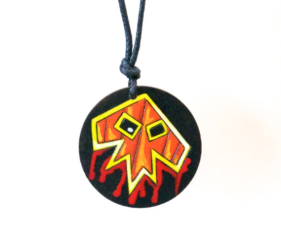 world of warcraft shaman class pendant or by inthewitchwood