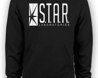 The Flash / Arrow - Star Labs TV Series Hoodie