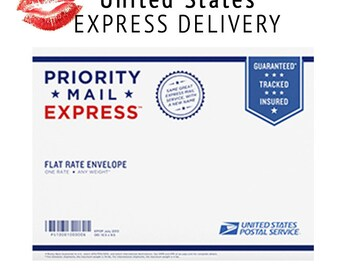 EXPRESS SHIPPING (U.S. Mail)