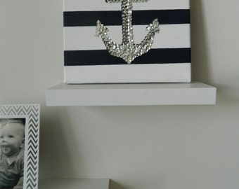 Items similar to nautical anchor and flags tote bag plane for Anchor decoration runescape