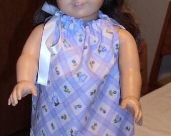 "American Girl  / 18"" Doll Sundress - Lilac"