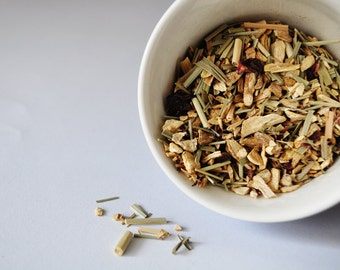 GINGER - Premium Loose Leaf Tea mix - 20g