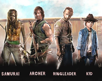 Nicknames (The Walking Dead)