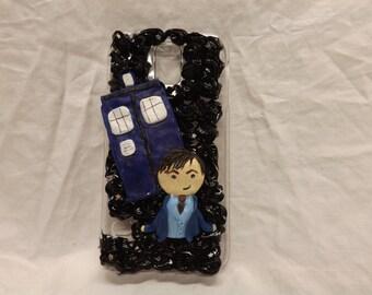David Tennant Doctor Who Samsung Galaxy s5 case