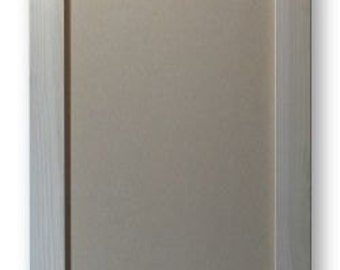 "Custom Shaker Style Cabinet Door. Paint Grade and ""made to order"""
