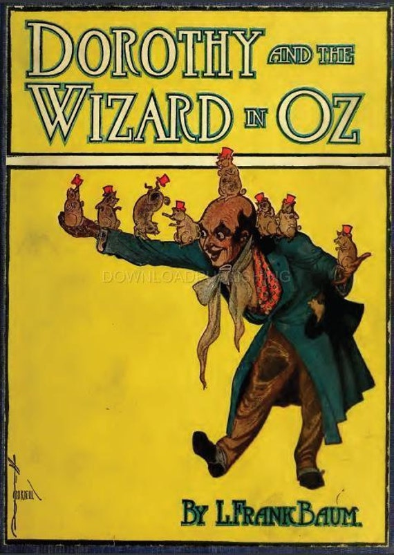 """The Wonderful Wizard of Oz"""