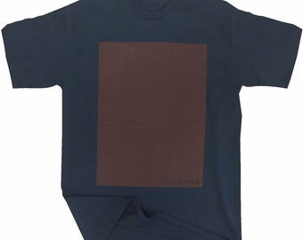 Baymoar Deep Navy Art of simplicity Tee