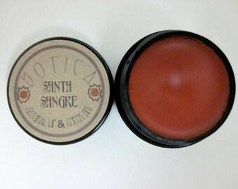 Santa Sangre -- Natural Lip & Cheek Tint -- Long-lasting, sheer pigment that is good for your skin!