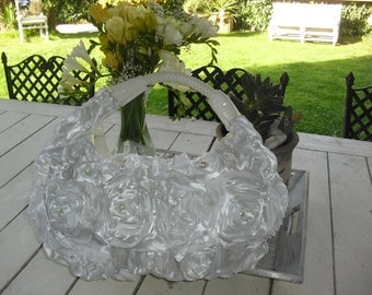 Shabby chic bag