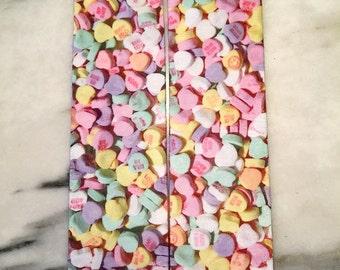 Love You Hearts Socks