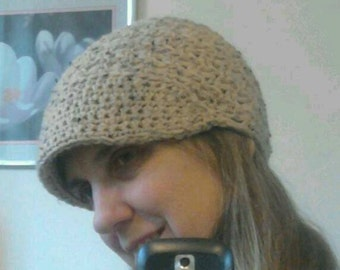 Brimmed Hat made to order any color!