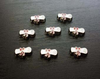 Diploma Floating Charm For Floating Lockets-Gift Idea
